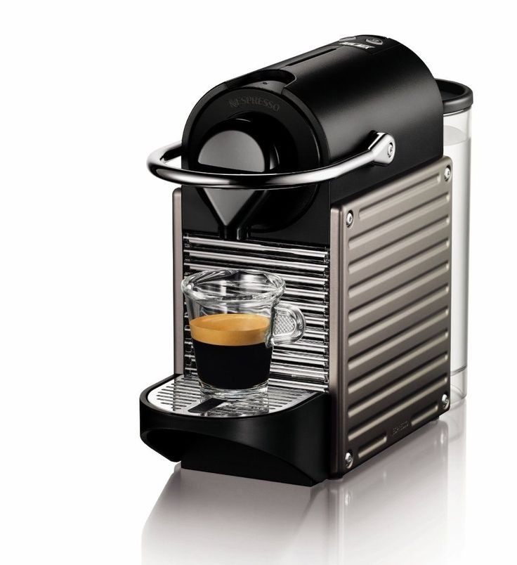 The Nespresso Pixie Espresso Coffee Maker will offer you a professional brewing experience. It is one of the best coffee machines  that can give you flavorful and scentful espressos, regardless of what coffee capsule you will use. Moreover, the best Nespresso coffee machine has a 19 bar pressure, which enables it to boil water, thus reducing any downtimes quickly! Of course, you can't just ignore this espresso maker because it has an elegant design that fits well in modern kitchens!