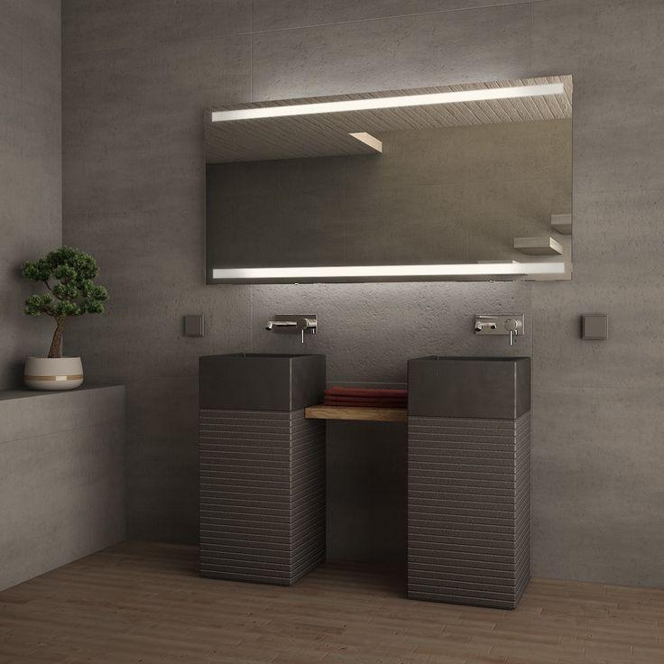 Yli tuhat ideaa Spiegel Nach Maß Pinterestissä Handwaschbecken - badezimmerspiegel nach mass