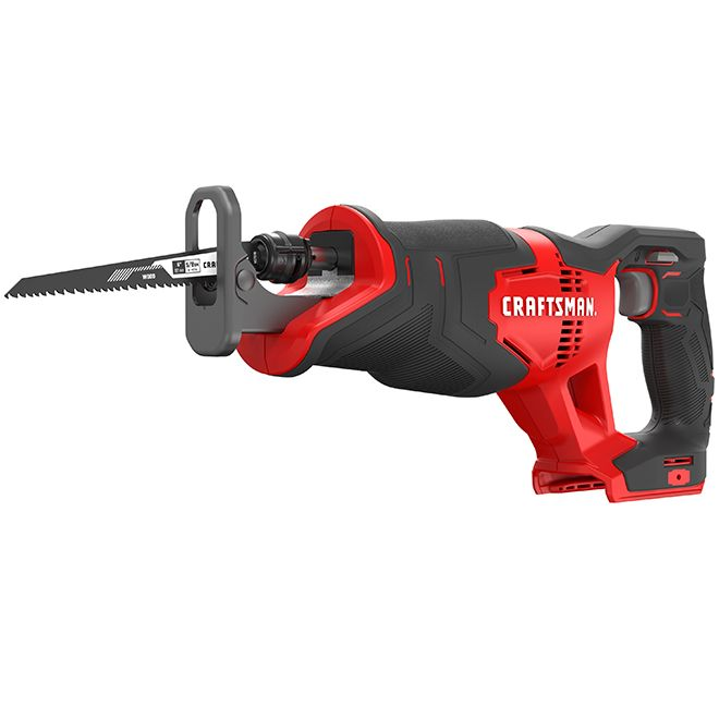 Craftsman Cordless Reciprocal Saw V20 20 V Max Cmcs300b Rona Cordless Reciprocating Saw Reciprocating Saw Saw Tool