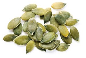Pumpkin seeds are a natural solution for worms and a great addition to your dog's healthy treats and diet.    www.dogsnaturallymagazine.com