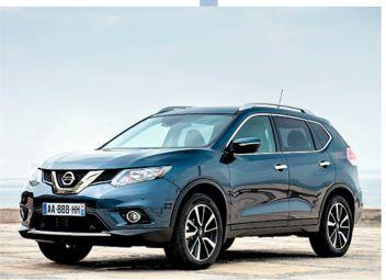 """Nissan X-Trail. """"Ruée sur les SUV"""" Il y a quatre ans, les 4 x 4 représentaient moins de 10 % du marché. Ils dépasseront les 30 % en 2015, soit une voiture sur trois. Chronique d'un succès qui ne fait que commencer."""
