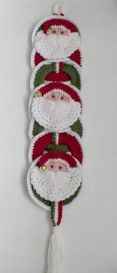 Navidad CROCHET patrón instantánea descargar por Crochet365KnitToo