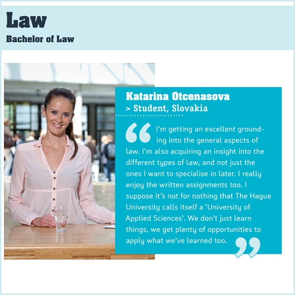 The International & European Law degree programme will prepare you for a wide variety of international careers in international, multinational or governmental organisations, firms or NGOs. With its strong focus on legal training in an international environment, the programme will boost your ability to analyse legal problems from an international perspective and help you embrace new ways of critical thinking.