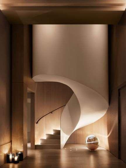 Best 43 Trendy Ideas Wood Structure Architecture Spiral 400 x 300