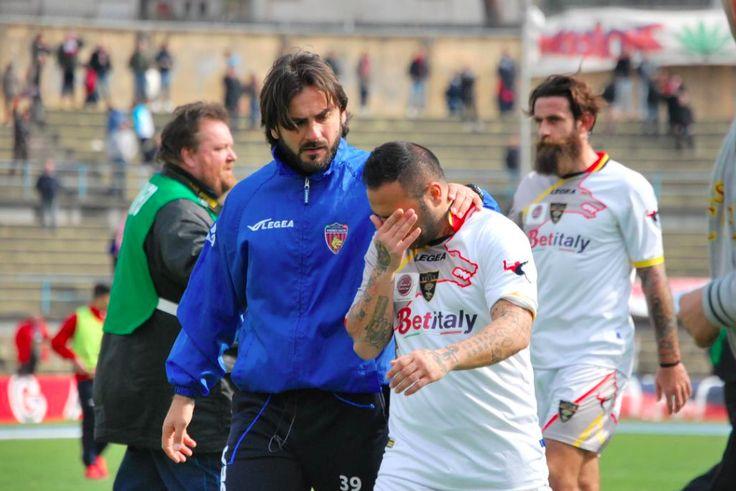 Lega Pro, 30/a giornata nel girone C: il Benevento torna a vincere, brutta caduta del Lecce - http://www.maidirecalcio.com/2015/03/16/lega-pro-30a-giornata-nel-girone-c-il-benevento-torna-a-vincere-brutta-caduta-del-lecce.html