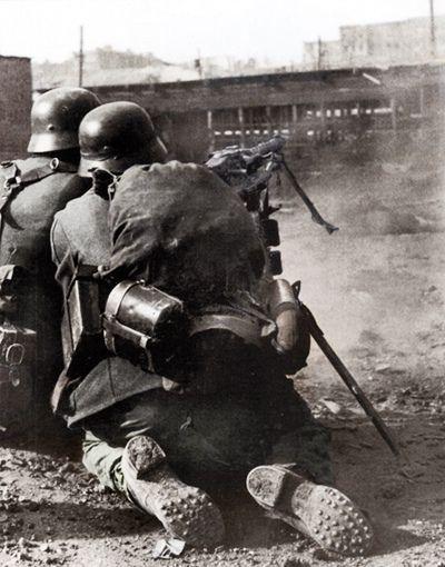 Stalingrado 1942