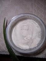 I Cosmetici della Patty: Burro di karitè all'Aloe (alias Shealoe Butter)