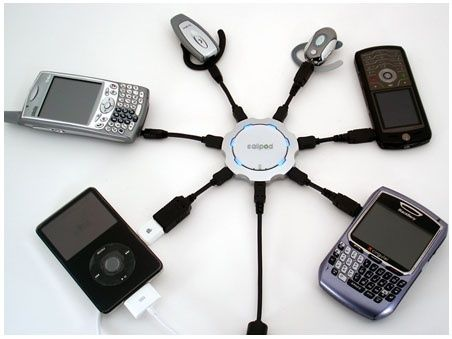 Most of us could really use something like this. You can charge all your gadgets and gizmos at one time.