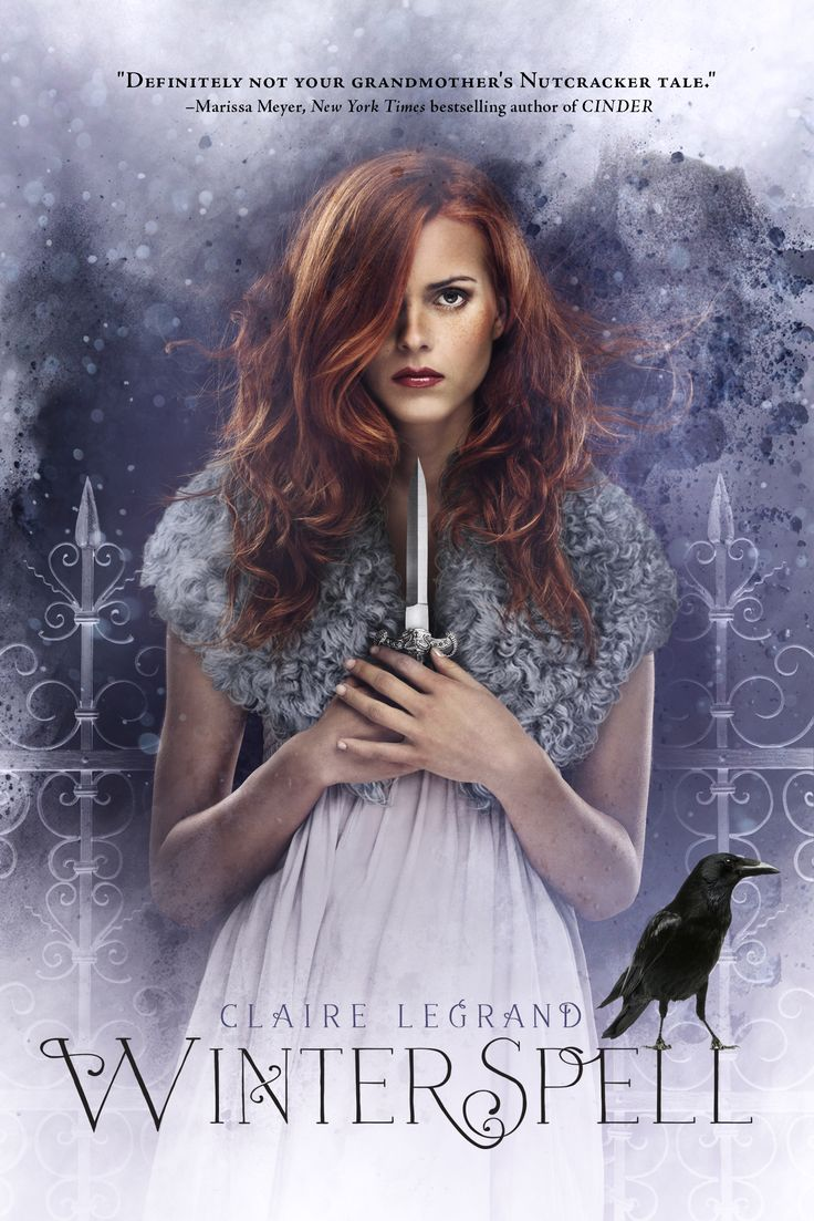 Winterspell – @Claire Legrand http://books.simonandschuster.com/Winterspell/Claire-Legrand/9781442465985