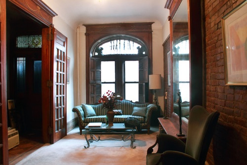 Harlem brownstone interior my brownstone obsession for New york brownstone interior design