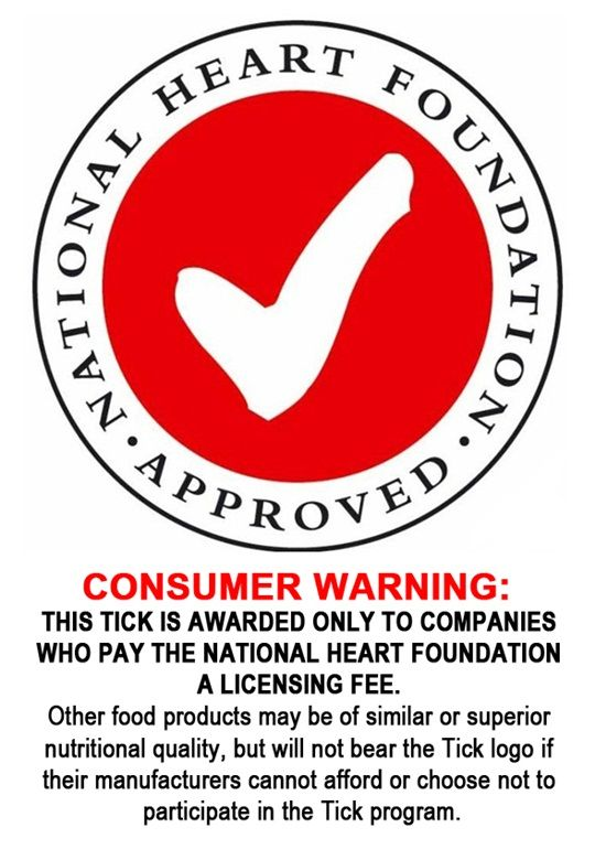 National Heart Foundation: Still Endorsing Deadly Vegetable Oils