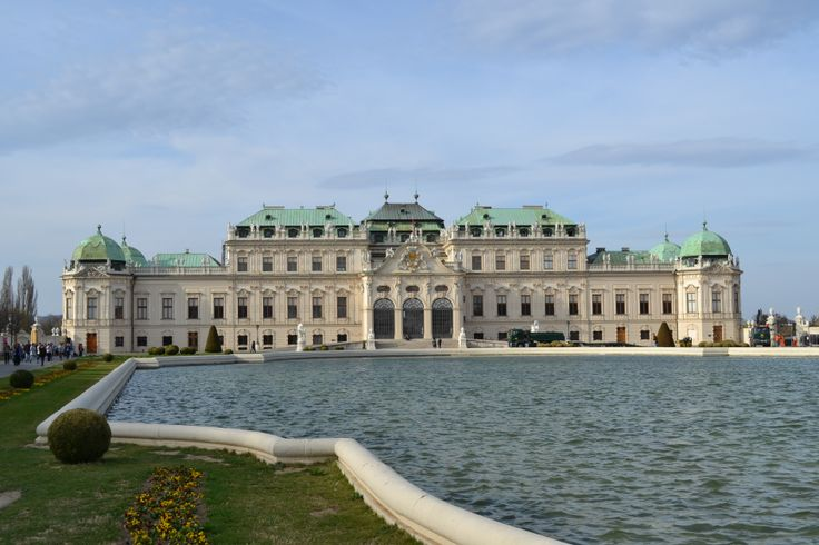 Il palazzo del Belvedere - Vienna