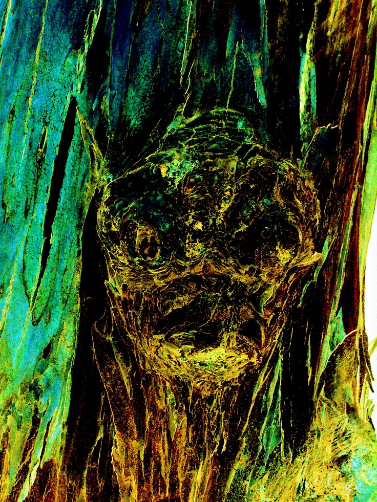 """Demon Tree Spirit"""
