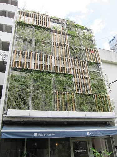 green facade system - Google Search