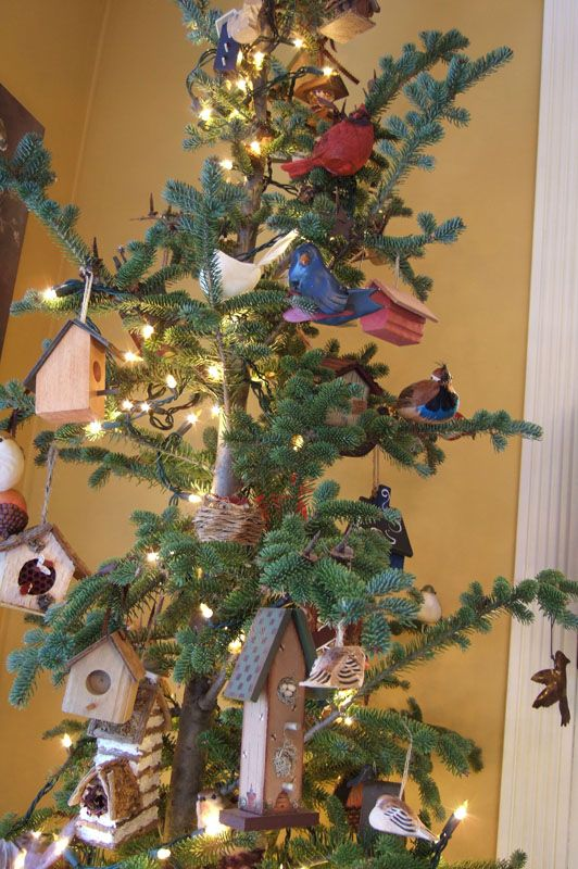 Christmas Tree Decorations Bird : Best tree toppers and bird nest images on