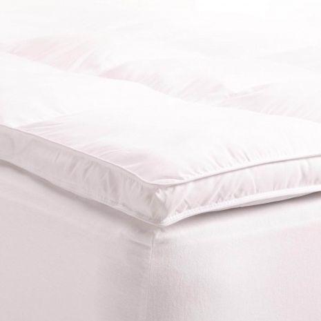 twin bed pillow top mattress pad