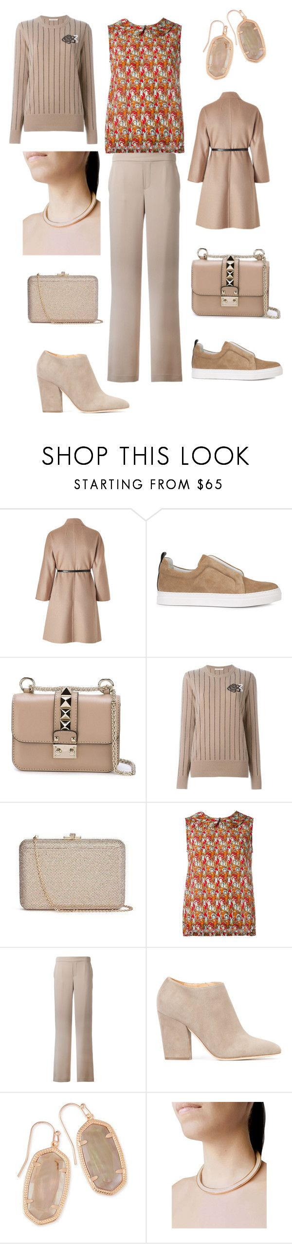 """""""people we love"""" by emmamegan-5678 ❤ liked on Polyvore featuring Fendi, Pierre Hardy, Valentino, Christopher Kane, Judith Leiber, P.A.R.O.S.H., Sergio Rossi, Kendra Scott, Sylvio Giardina and modern"""