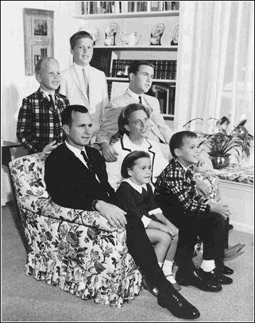 George H. W. Bush Family