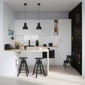 Great Ikea Kitchen Tomek Michalski Design Visualization d Art