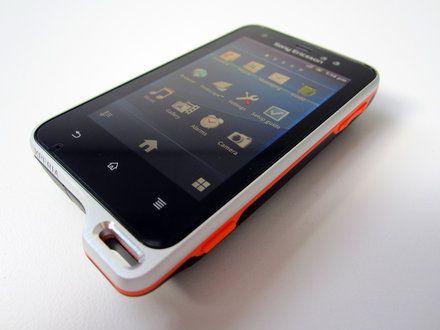 Sony Xperia Active ST17i  Sayang akhirnya microphonenya bermasalah :( Saat ini jadi MP3 playerku