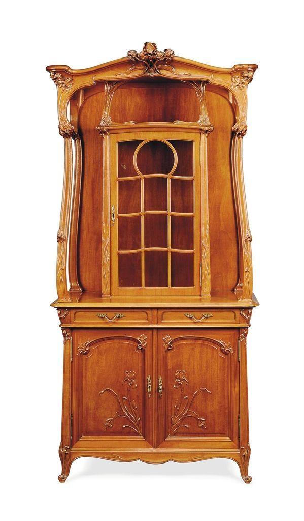 163 best images about art nouveau on pinterest for Deco meuble leon