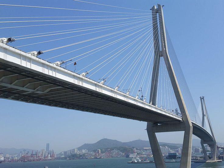 La ville portuaire de Busan