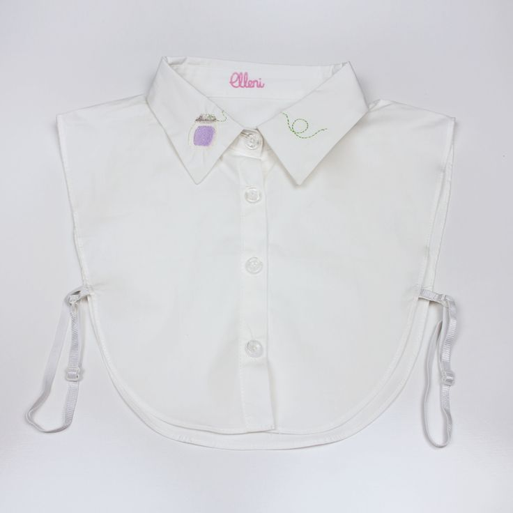 Flossy Detachable Collar by Elleni the Label
