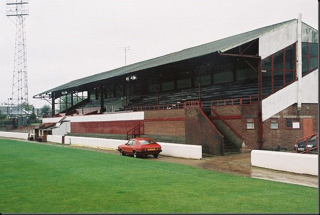 New Writtle Street - The home of Chelmsford City FC until 1997