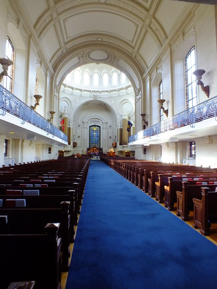 Chapel at the United States Naval Academy in Annapolis.