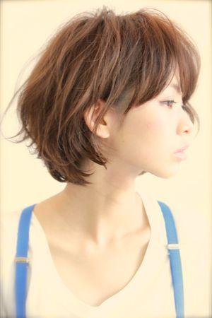 25 einzigartige japanische haarschnitt ideen auf