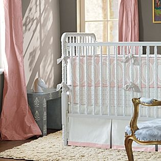 69 best images about nursery on pinterest diaper bags for Serena and lily baby girl bedding
