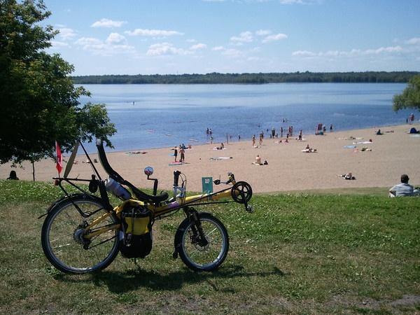 Westboro Beach, Ottawa