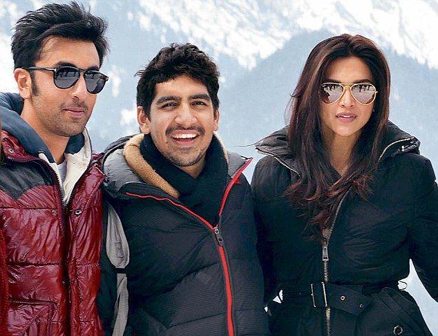 Ranbir Kapoor, Deepika Padukone shoot for YJHD song in Kashmir