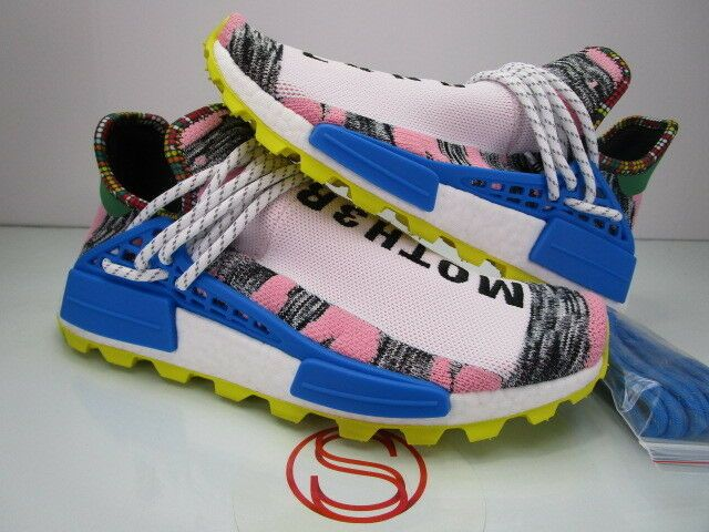 5c5897ba9afbd Details about Adidas Pharrell x PW Solar HU NMD Inspiration Pack ...