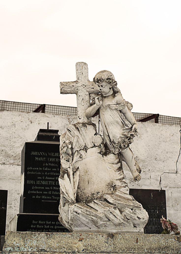 Cementerio 1, Iquique, Chile.