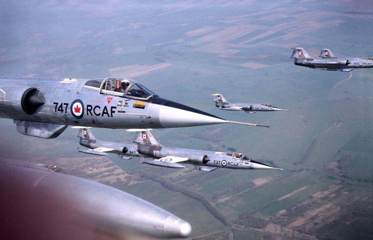 RCAF - F-104