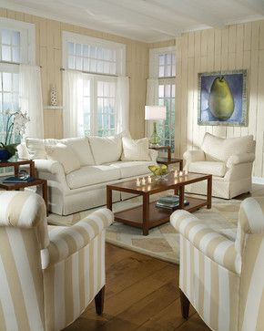 Living Room Scenes   Beach Style   Sofas   Charlotte   By Huntington House  Furniture Part 82
