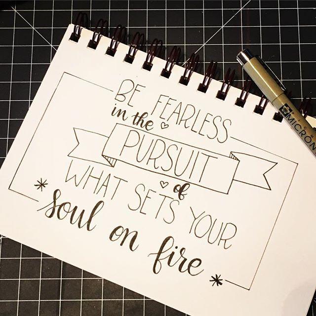 Frase motivación vía IG @cre8tivesun