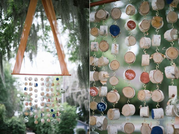 seating chart ideas - photo by Jordan Weiland http://ruffledblog.com/opulent-florida-wedding-inspiration