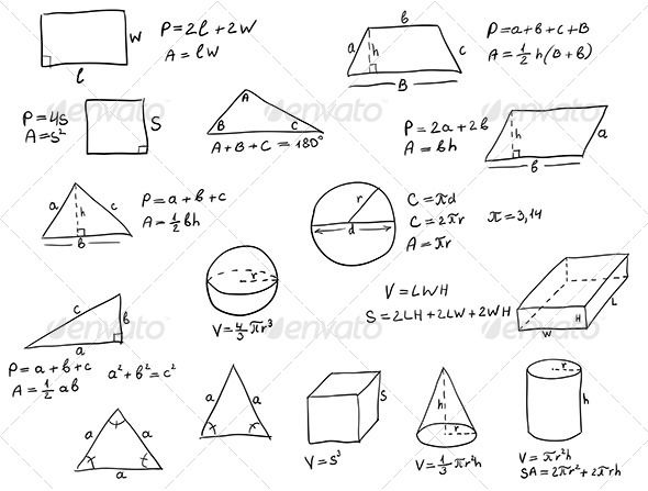 1000 ideas about geometric formulas on pinterest geometry formulas algebra and algebra help. Black Bedroom Furniture Sets. Home Design Ideas