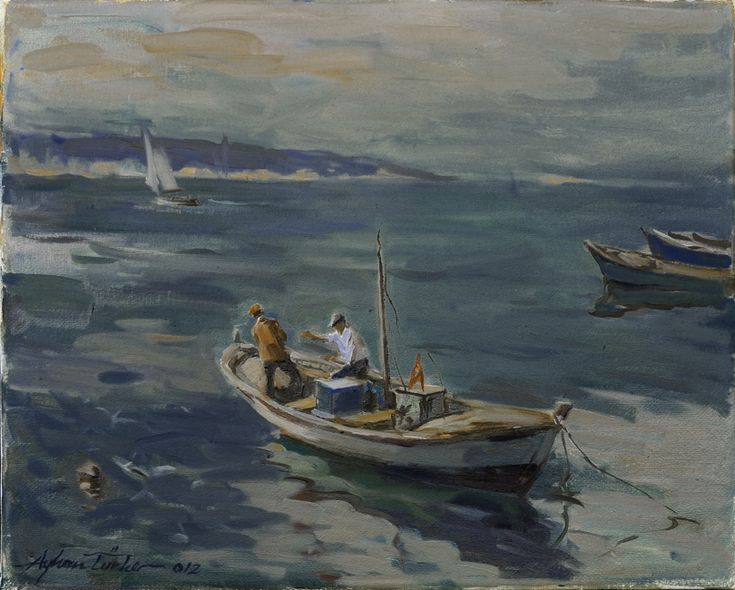 Ayhan Türker – Balıkçılar