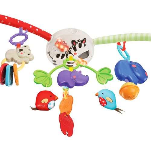 25 best baby toys accessories deals images on pinterest children fisher price luv u zoo deluxe musical mobile gym publicscrutiny Images