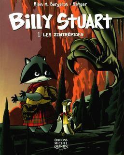 Billy stuart t01:les zintrépides