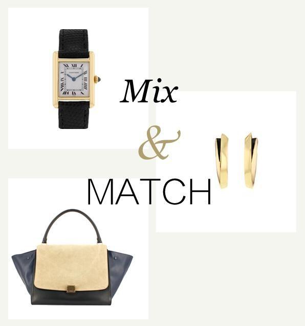 Mix & Match chez Collector Square