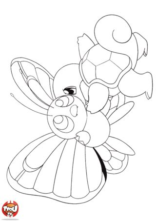 17 best images about coloriage on pinterest disney pokemon pokemon and coloring - Coloriage carapuce ...