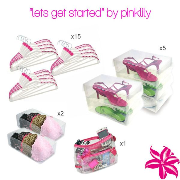 lets get started with pinklily