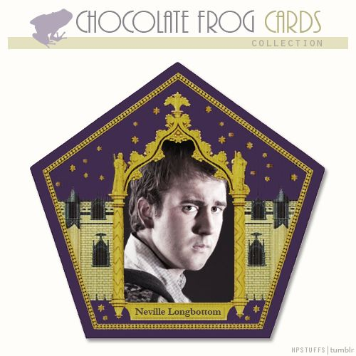 50 Best Images About Chocolate Frog Cards On Pinterest