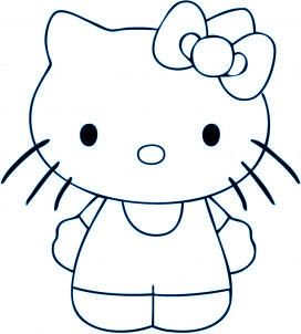 Les 25 meilleures id es concernant dessin hello kitty sur - Dessiner hello kitty ...