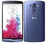 #4: LG G3 Blue Steel 32GB (Verizon Wireless) (Certified Refurbished)