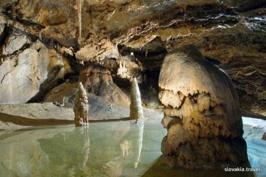 Turistami často vyhľadávaná,jediná sprístupnená jaskyňa v Tatrách sa nachádza vo východnej časti Belianskych Tatier. Nechajte sa knej viesť náučným chodníkom zobce Tatranská Kotlina a spoznávajte krásy tatranskej prírody.